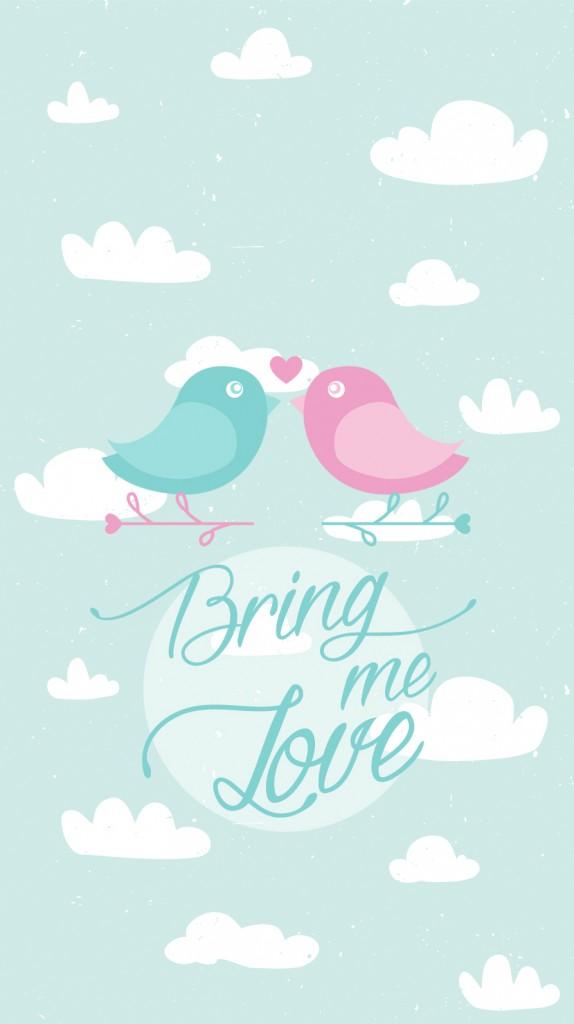 bring me love iphone 5