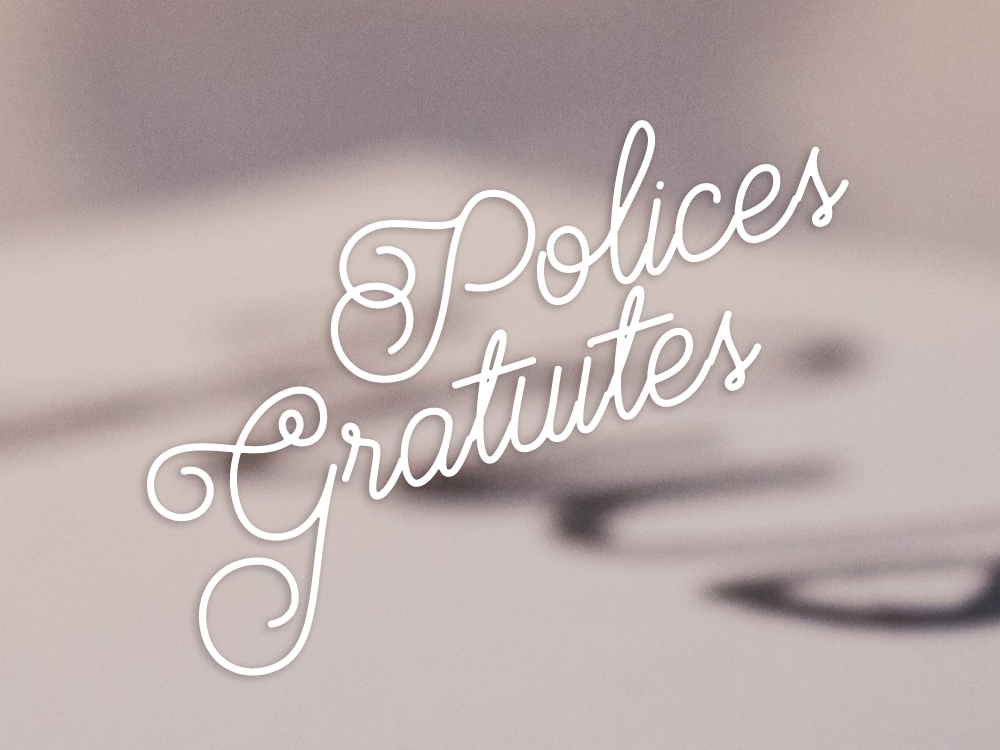 polices gratuties
