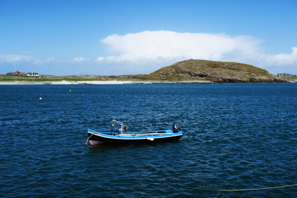 wild atlantic way boat