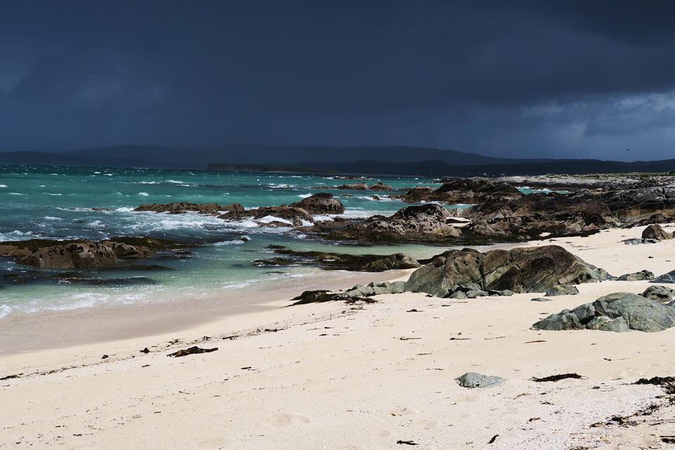 wild atlantic way plage