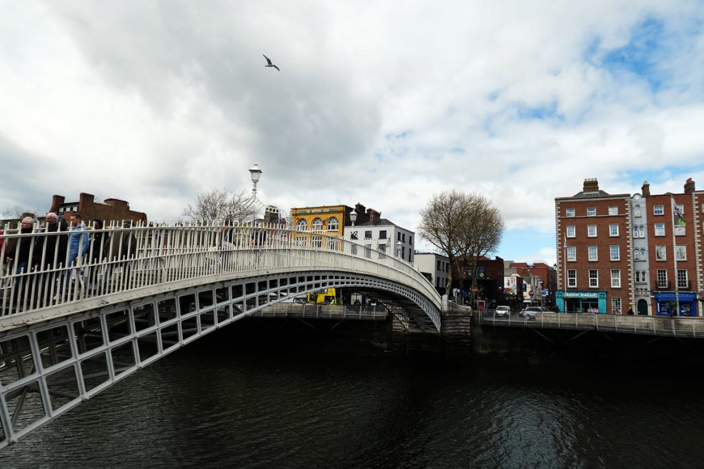 dublin ha penny bridge